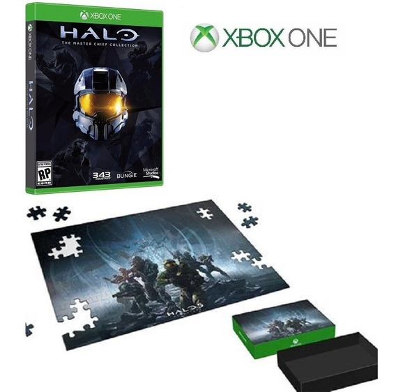 Halo Masterchief + Brinde - Midia Fisica Lacrado - Xbox One