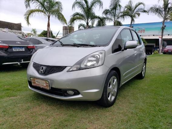 Honda Fit Lx 1.4 Flex 16v 5p Aut.