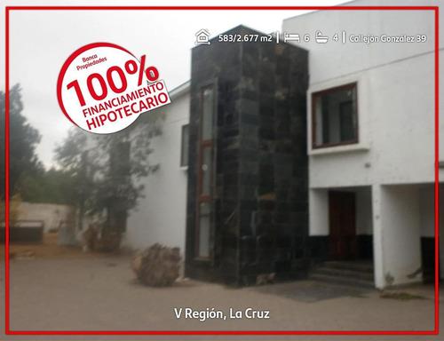 Excelente Casa Aislada En La Cruz
