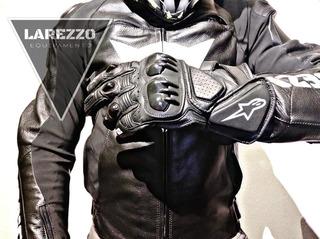 Guantes Motociclismo Motociclista Alpinestars S1 100% Piel
