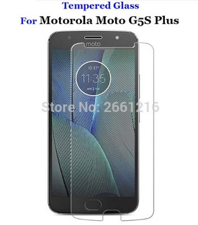 Película Vidro Motorola Moto G5s Plus Tela 5.5 - 2.5d 9 H
