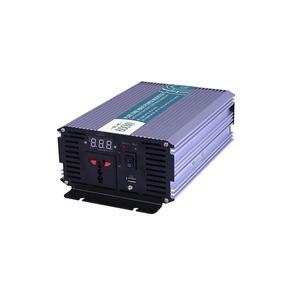 Inversor Senoidal Pura 600w + Controlador De Carga 60 Amper