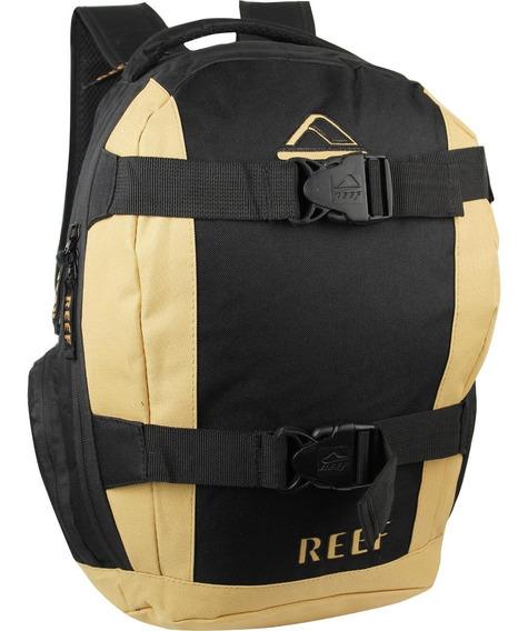 Mochila Reef Rf-633 18´porta Notebook Y Skate C/porta Lentes