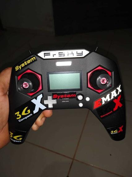 Frsky Taranis X-lite Com Baterias E 2 Receptores