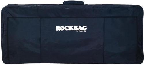 Bag Capa Rockbag Student Line Para Teclado Rb21418b