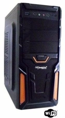 Computador Gamer Intel I3 6gb 500gb Vga 2gb Wifi W10 Hdmi