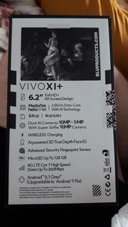 Celular Blu Xi+ 64gb/4gb