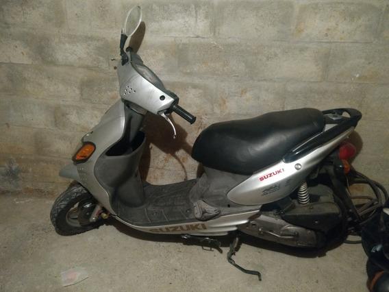 Suzuki An 100 Space