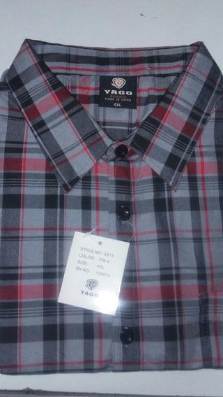 Camisa Yago 4xl