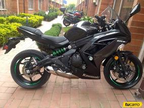 Kawasaki Er6f (ninja 650r) Gris
