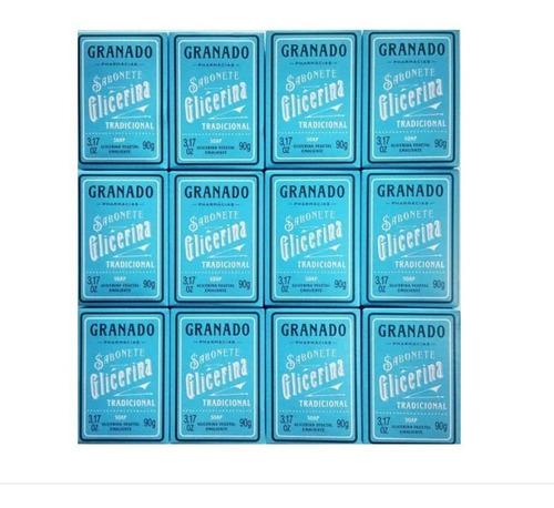 Sabonete Granado 90g Neutro (kit 12 X 90g)