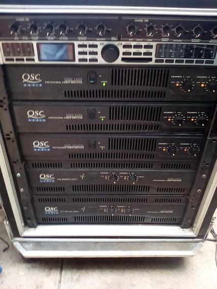 Qsc 5050 Oferta 750 C/u 2x 1400