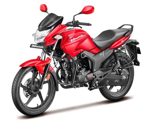 Hero Hunk 150 I3s Bordo Rojo Bajaj Rouser Eccomotor