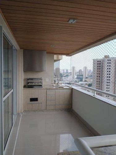 Imagem 1 de 26 de Apartamento À Venda, 128 M² Por R$ 899.000,00 - Centro - Santo André/sp - Ap0071