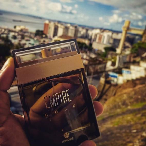 Perfume Empire Gold 100ml Hinode ((a Pronta Entrega))