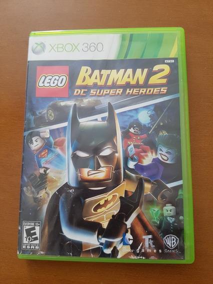 Game Lego Batman 2 Xbox 360
