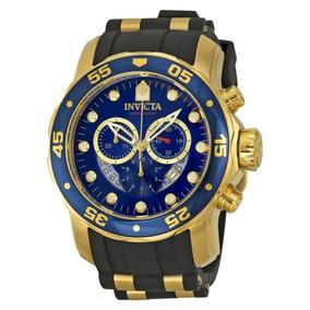 Relógio Invicta Pro Diver Chronograph Polyurethane 6983