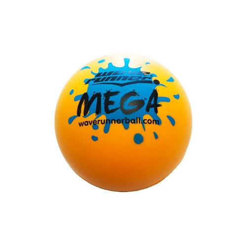 Pelota Mega Ball Waverunner Ball Naranja