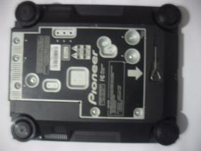 Carcaça Inferior Pioneer Cdj-900 Com Botões E Circuitos
