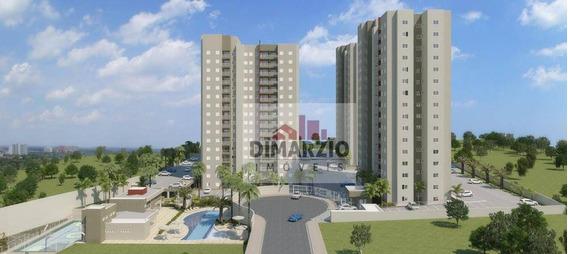 Apartamento Com 3 Dormitórios À Venda, 70 M² Por R$ 297.969 - Santa Cruz - Americana/sp - Ap0726