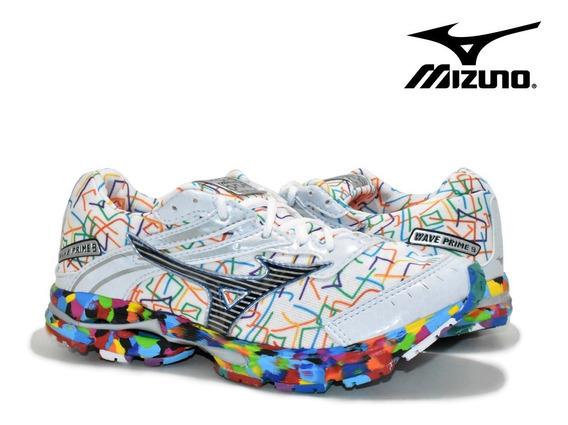 Tênis Feminino Mizuno Wave Prime 9 -lançamento-frete Grátis