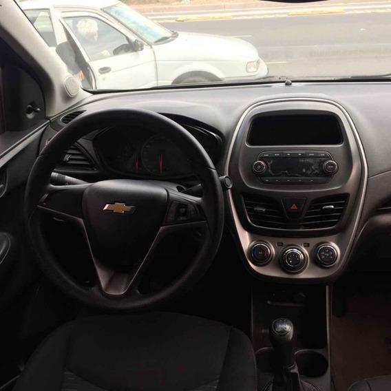 Chevrolet Spark Lt Gris 2017 Transmisión Manual.