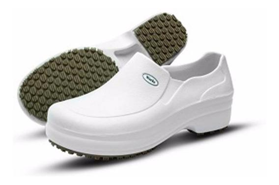 Sapato Bb65enfermagem Profissional Softworks Antiderrapante