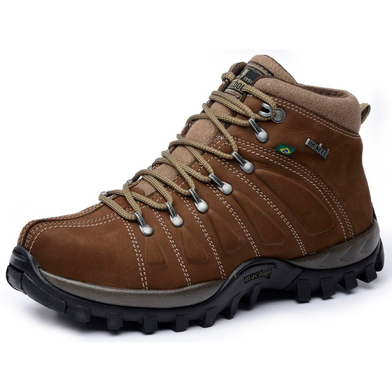 Bota Masculina Adventure Macboot Uirapuru-02-pataxo :