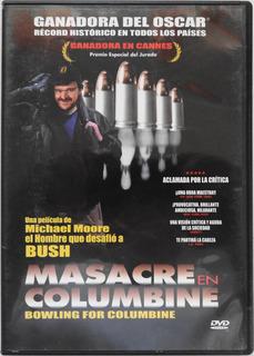 Masacre En Columbine Dvd