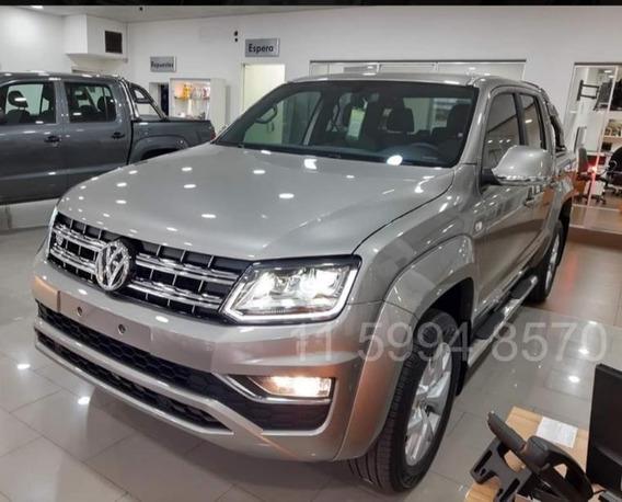 Nueva Amarok V6 Highline 0km Volkswagen 4x4 Precio Vw 258cv
