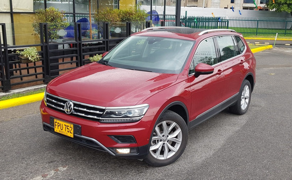Volkswagen Tiguan 2019 Confortline 2.0turbo 4motion 2019