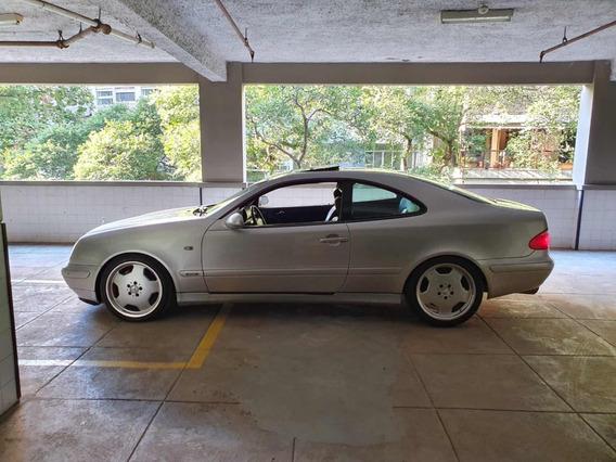 Mercedes-benz Clk 430 V8 Com Monoblocks! Raridade
