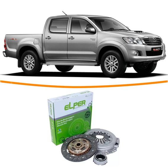 Kit Embreagem Toyota Hilux 2.7 16v 2005 A 2015
