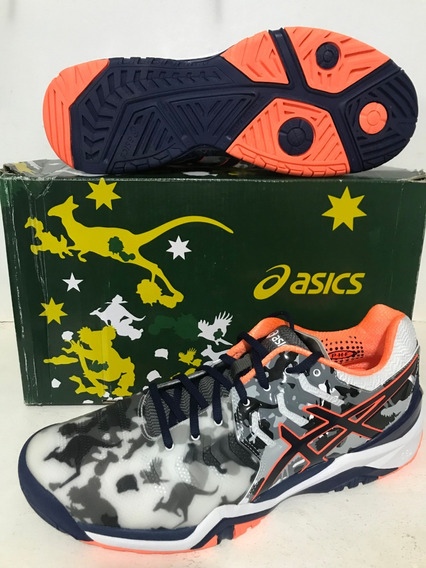 Tênis Asics Gel Resolution 7 All Court Melbourne Australia