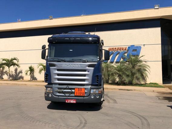 Scania G470 6x4 - Com Motor Do 440