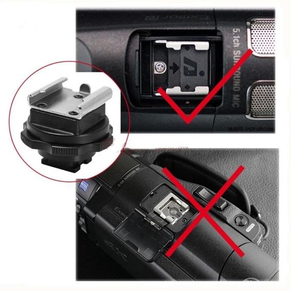 Adaptador Para Câmeras Sony Com Sapata Ais
