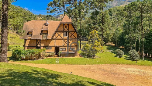 Maravilhoso Rancho De 90 Hectares - Ch0464
