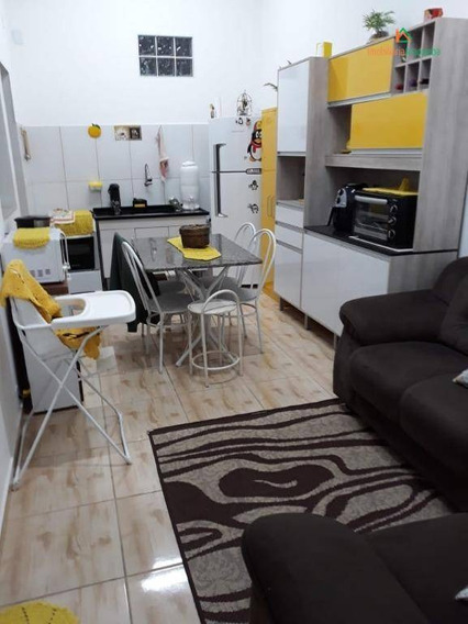 Casa Em Sorocaba No Bairro Jardim Santa Barbara - Ca0349