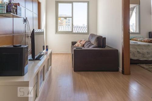 Apartamento À Venda - Centro, 2 Quartos,  58 - S893075209