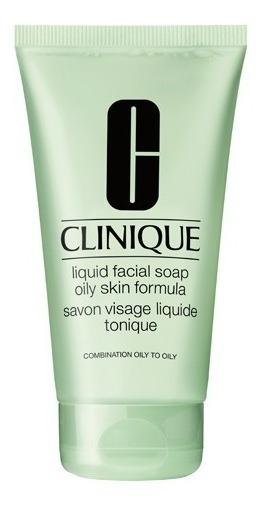 Sabonete Líquido Clinique Liquid Facial Soap Oily Skin 150ml