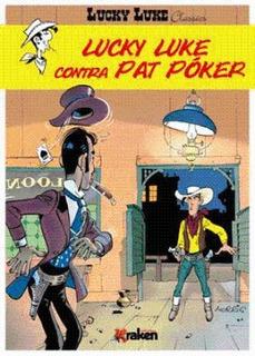Lucky Luke Contra Pat Poker, Morris, Kraken