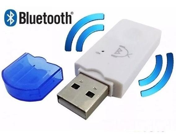 Receptor Usb Bluetooth Áudio Estéreo Exbom - 2491 Original