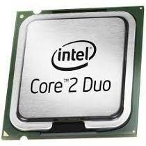 Processador Core 2 Duo,pentium, Dual Core, De Vários Ghz...