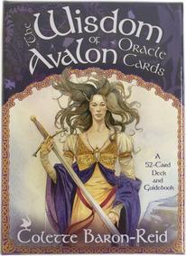 Baralho Celta The Wisdom Of Avalon Pronta Entrega Traduzido