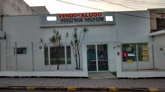 Casa Comercial Bairro Eldorado - Contagem