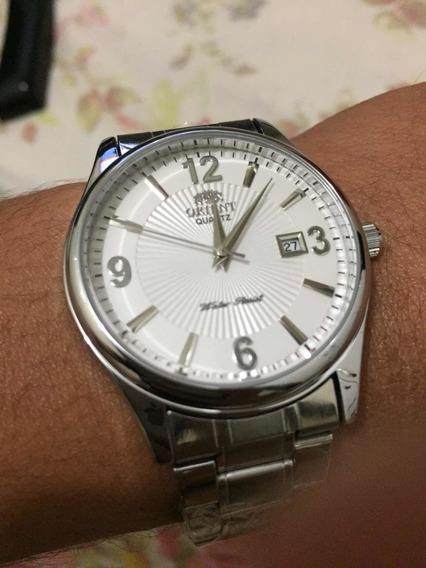 Relógio Orient Quartz (promoção)