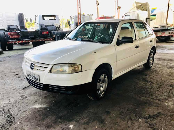 Volkswagen Gol 1.0 Plus Total Flex 5p 2008