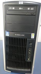 Pc Cpu Hp Workstation Xw8200