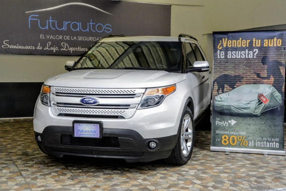 Ford Explorer Limited 2014 4x2