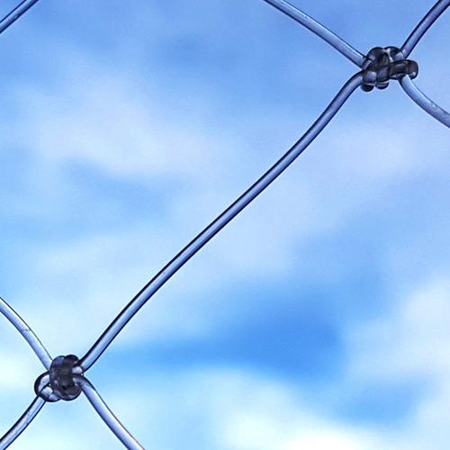 Imagen 1 de 10 de Red Balcon Proteccion Seguridad Tanza - Kit Para Instalacion - Redes Transparentes P Ventana Baranda